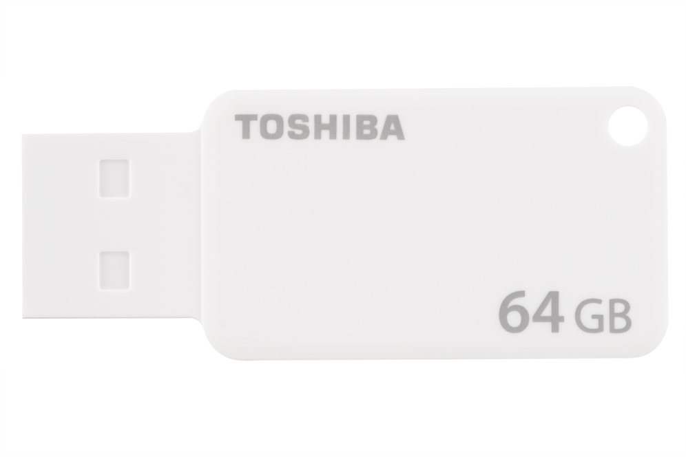 Ver Toshiba TransMemory U303 64GB USB 3 0 blanco unidad flash USB