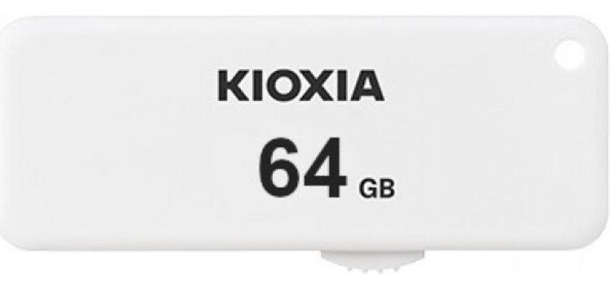 Usb 2 0 Kioxia 64gb U203 Blanco