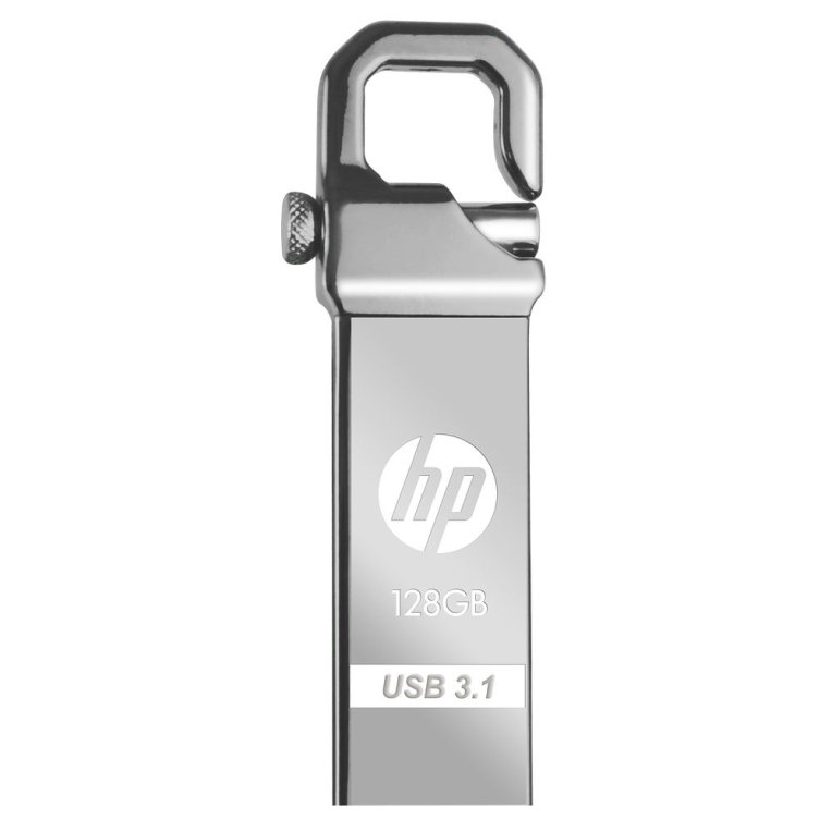 USB 3 0 HP 128GB X750W METAL