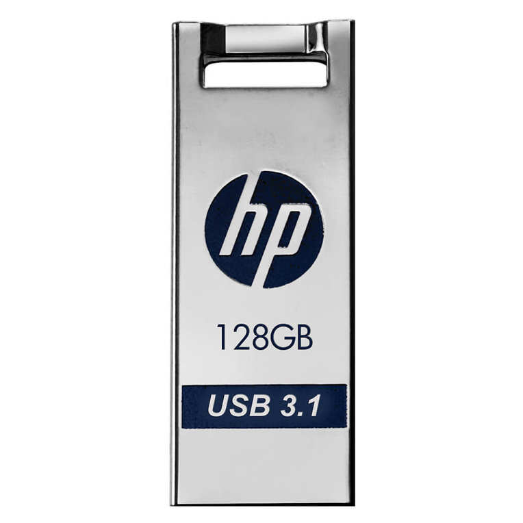 USB 3 0 HP 128GB X795W METAL