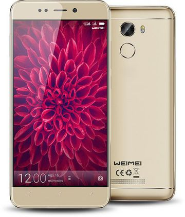 WEIMEI MOBILE Force 2 SIM doble 4G 32GB Oro