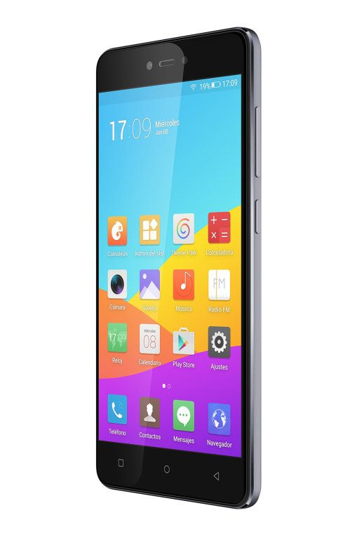 WEIMEI MOBILE Force 4G 16GB Negro Gris