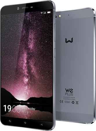 WEIMEI MOBILE wePlus 4G 32GB Gris