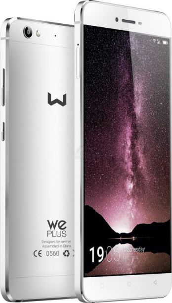 Ver WEIMEI MOBILE wePlus 4G 32GB Plata