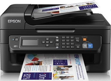 Ver Epson WF 2630WF WorkForce