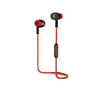Ver Woxter Airbeat BT 5 Dentro de oido Binaurale NFCBluetooth Negro Rojo