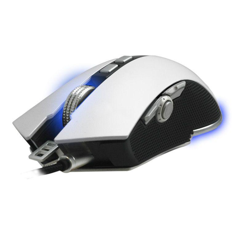 Ver Woxter Stinger RX1500 m USB Laser 4000DPI BLANCO