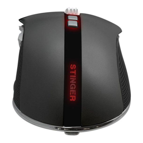Woxter Stinger Rx1500 M Usb Laser 4000dpi Negro