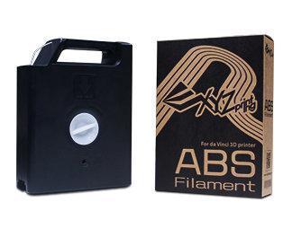 XYZprinting RF10XXEUZTH ABS Naranja 600g material de impresion 3d