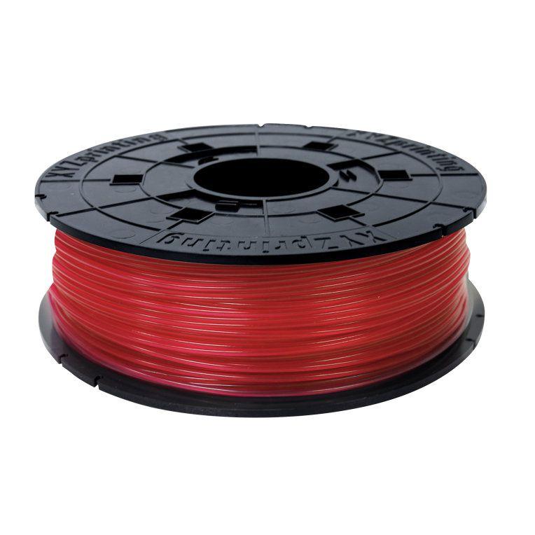 XYZprinting RFPLCXEU0JB Acido polilactico PLA Rojo 600g material de impresion 3d