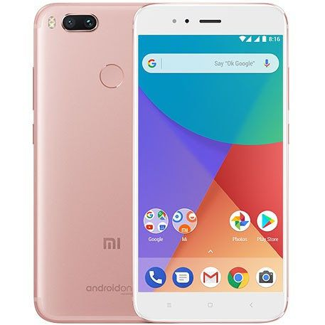 Xiaomi Mi A1 SIM doble 4G 32GB Rose Gold