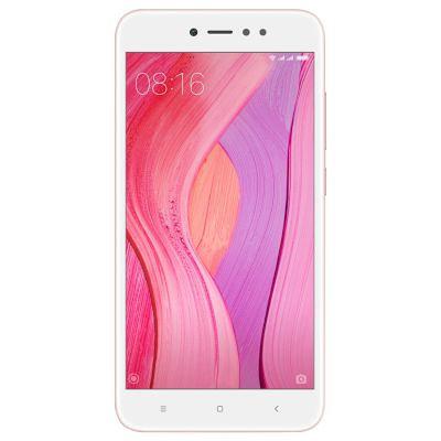 Ver Xiaomi Redmi Note 5A Prime 32GB Rosa oro