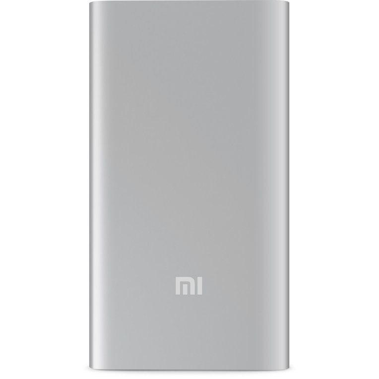 Xiaomi VXN4096GL Ion de litio 5000mAh Plata