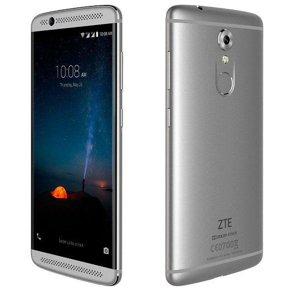 ZTE Axon 7 Mini 4G 32GB Plata