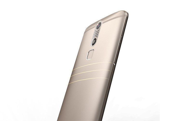 Zte Axon Mini 32gb 4g Oro