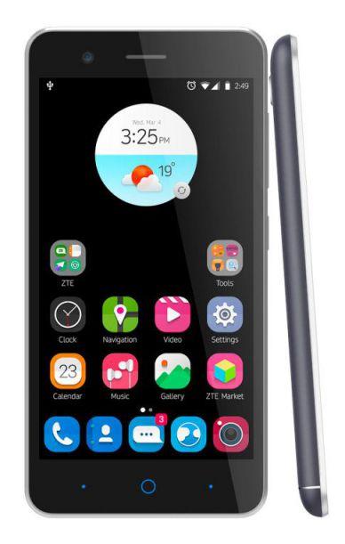 ZTE Blade A510 4G 8GB Gris