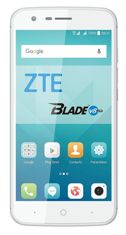 Ver ZTE Blade V8 Lite SIM doble 4G 16GB Plata