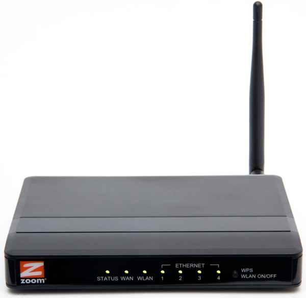 Zoom Wireless-n Router
