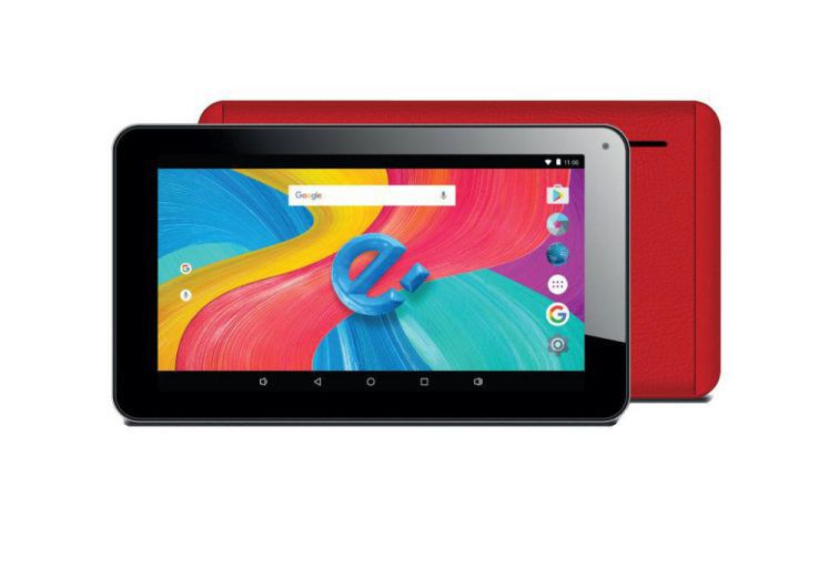 Estar Beauty 2 Hd Quad Core Red 8gb Negro Rojo Tablet