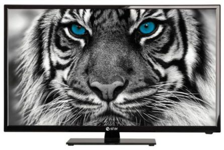 Ver eSTAR D1T1 24 HD Negro LED TV