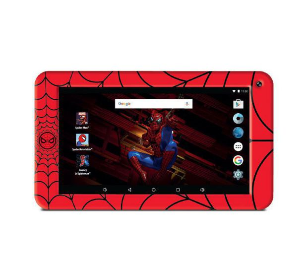 Ver eSTAR Themed Tablet Red SM 8GB Rojo