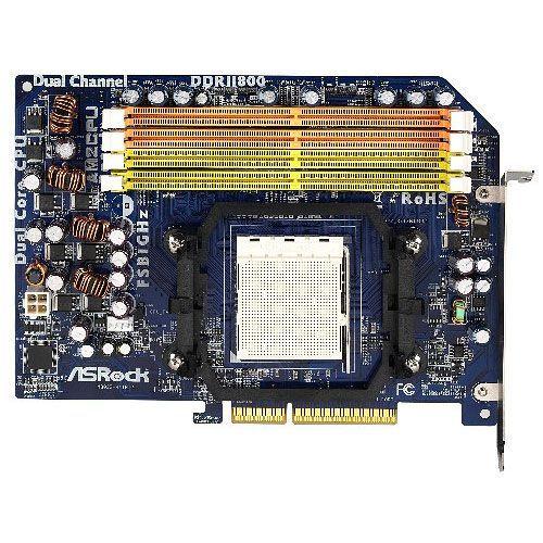 Ver ADAPTADOR ASROCK AM2 SOCKET 940 CPU UPGRADE AM2CPU BOARD