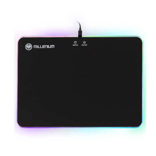 ALFOMBRILLA GAMING MILLENIUM SURFACE RGB