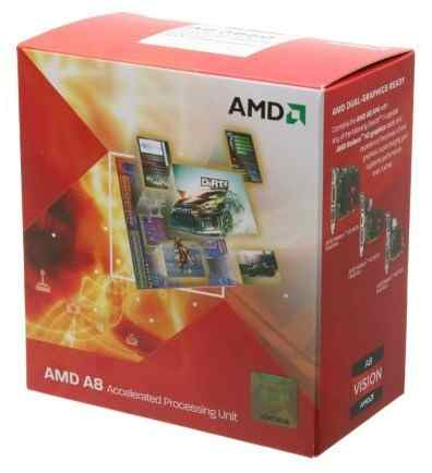 Ver AMD Microprocesador A8 Quad-Core FM2 36GHz 4MB