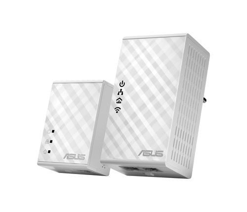 Ver ASUS HOMEPLUG PL N12 KIT PACK2