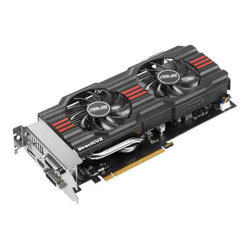 Asus Pci-e N Geforce Gtx 660 Directcu Ii Top