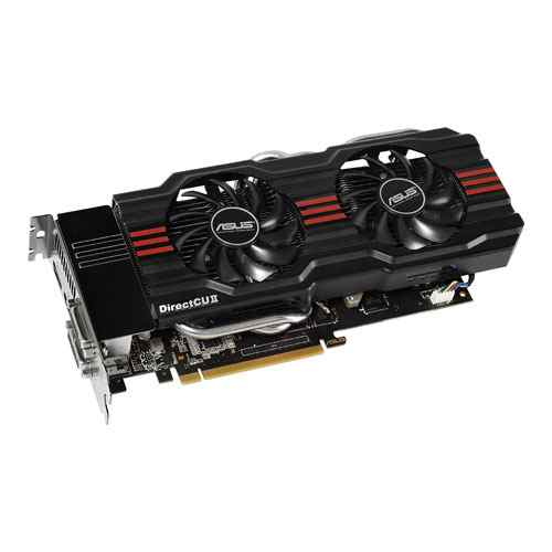 Asus Pci-e N Geforce Gtx 660ti Directcu Ii Top