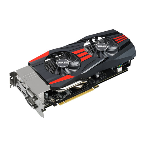 Grafica Asus Pci E N Geforce Gtx 760 2gb