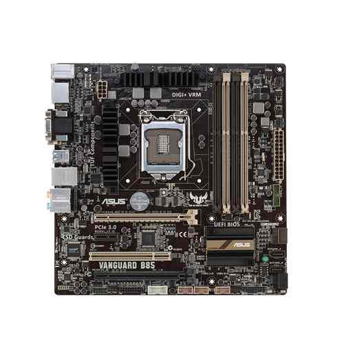Placa Base Asus Vanguard B85
