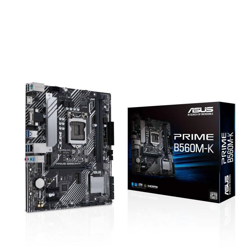 Asus Prime B560m K