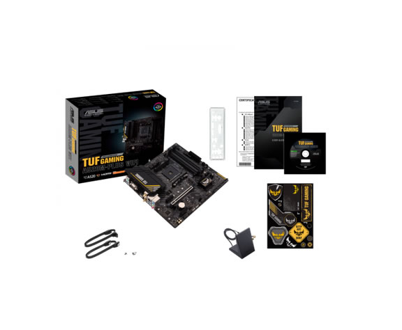 Asus Tuf Gaming A520m Plus Wifi