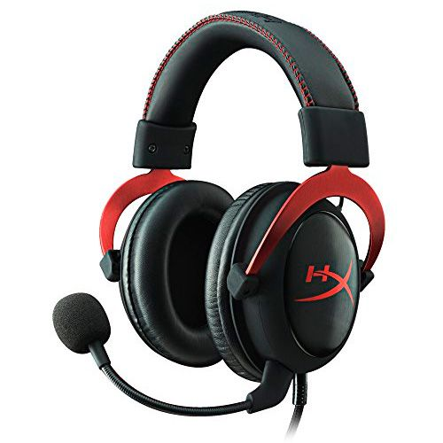 Ver KINGSTON HYPERX CLOUDX ALFA GAMING HEADSET