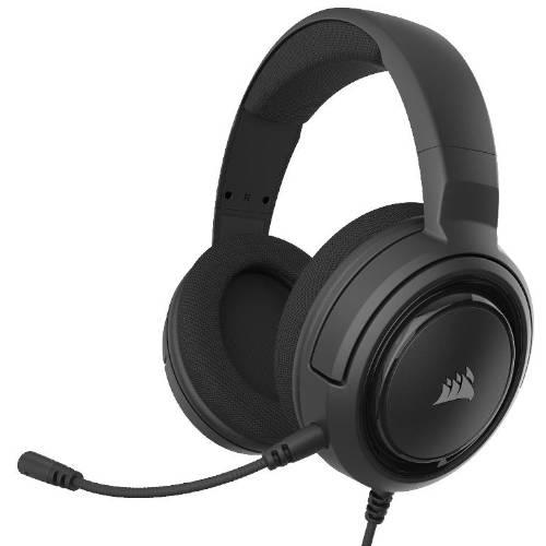 Corsair Hs35 Stereo Negro Carbon