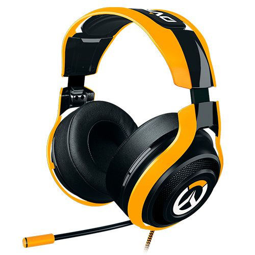 Ver AURICULARES RAZER MANOWAR Tournament Ed  Overwatch Ed