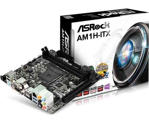 Asrock Am1h Itx