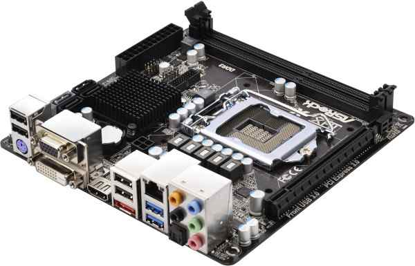 Asrock B75m-itx Placa Base