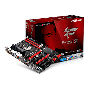 Asrock Placa Fatal1ty H87 Performance