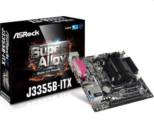 Ver Asrock J3355B ITX