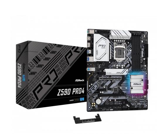 Asrock Z590 Pro4 Intel Z590