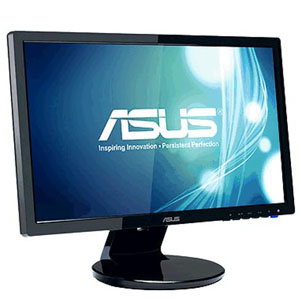 Asus Monitor 215 Ve228d Led Panoramico Fullhd