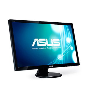 Asus Monitor Led 27 Ve278q Panoramico Full Hd