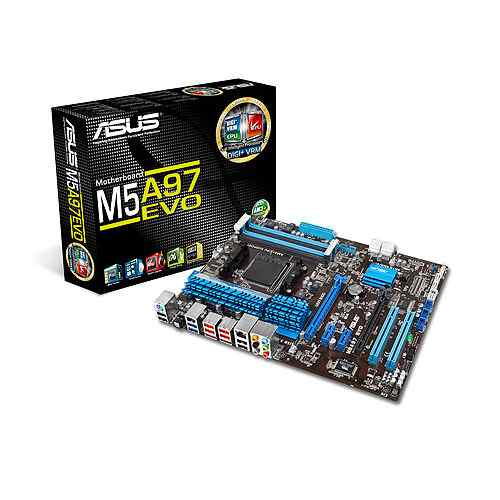 Asus Placa M5a97 Evo  Am3   970