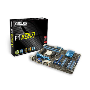 Asus Placa F1a55-v Amd Fm1 A55 4ddr3 64gb