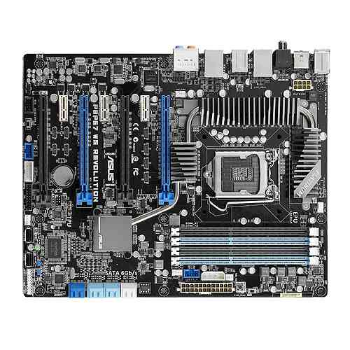 Asus Placa Base P8p67 Ws Revolution