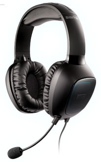 Auriculares Creative Sound Blaster Tactic Sigma  70gh014000000