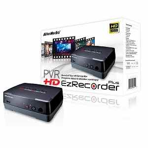 Avermedia Hd Ezrecorder Plus  Capturadora Video Hd